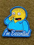 Essential Ralph Morale Patch - Tactical Outfitters