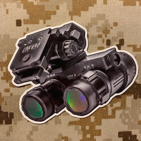 PVS-15 Sticker - Tactical Outfitters