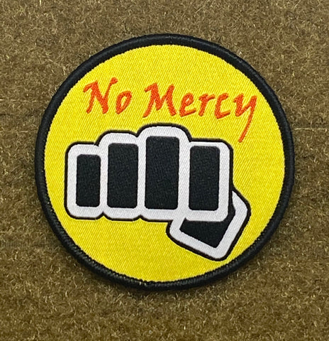 COBRA KAI - NO MERCY MORALE PATCH - Tactical Outfitters