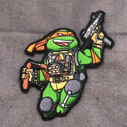 Michelangelo Morale Patch - Tactical Outfitters