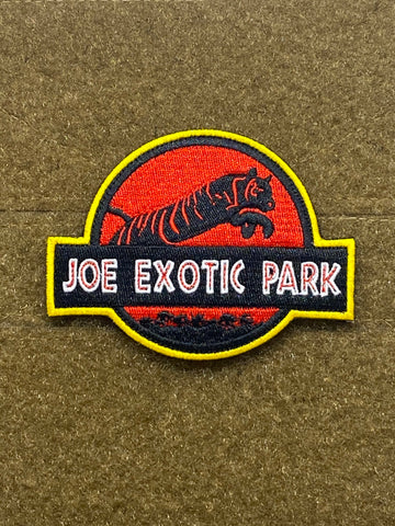Joe Exotic Park Morale Patch - Tactical Outfitters