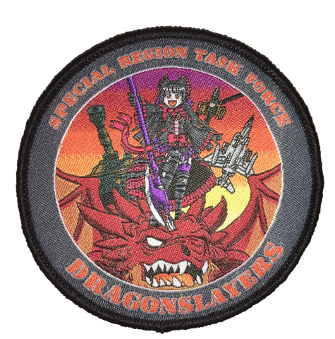 DRAGON SLAYERS MORALE PATCH - Tactical Outfitters