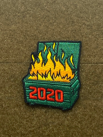 2020 Dumpster Morale Patch - Tactical Outfitters