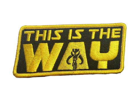 This Is The Way Morale Patch - Tactical Outfitters