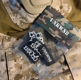 UNKWN8 Goon Squad Mini Patch Set - Tactical Outfitters