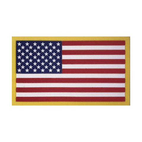 Adrift Venture US Flag Mini TacLightPatch™ - Tactical Outfitters