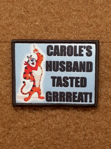 Tasty Howard Morale Patch - Tactical Outfitters