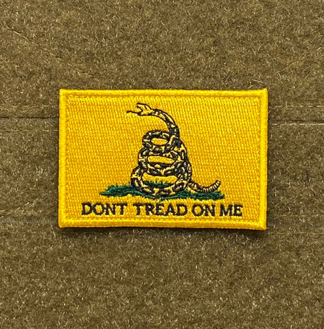 Gadsden Flag - Don't Tread On Me Morale Patch - Tactical Outfitters