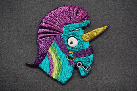 F.N. RAINBOW UNICORN MORALE PATCH - Tactical Outfitters