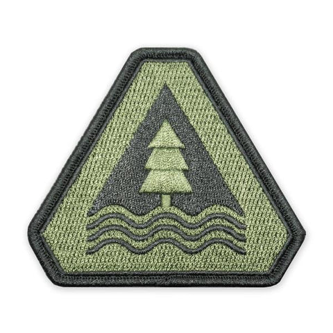 PDW All Terrain Glyph Morale Patch - Tactical Outfitters