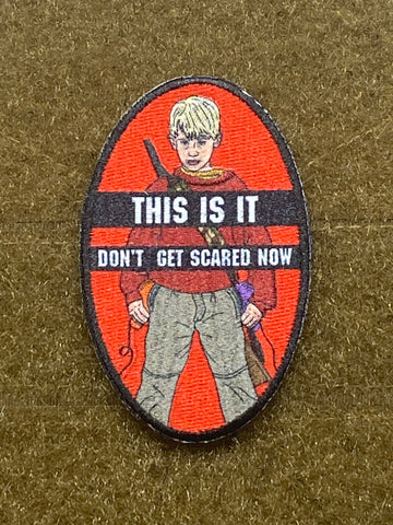 Kevin McCallister Morale Patch - Tactical Outfitters