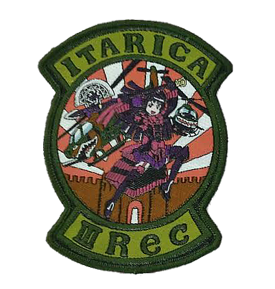 ITARICA MORALE PATCH - Tactical Outfitters