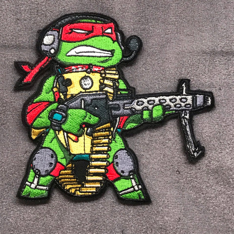 Raphael Morale Patch - Tactical Outfitters