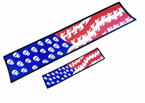 Great Satan US Flag Sticker - Tactical Outfitters