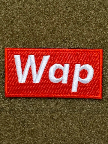 """Wack Ass Patch"" - WAP - Morale Patch - Tactical Outfitters"