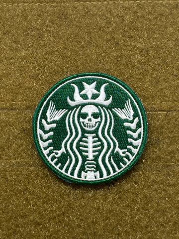 Skelebucks Morale Patch - Tactical Outfitters