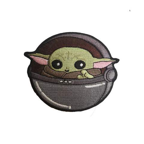 The Child - Baby Yoda V1 Morale Patch - Tactical Outfitters