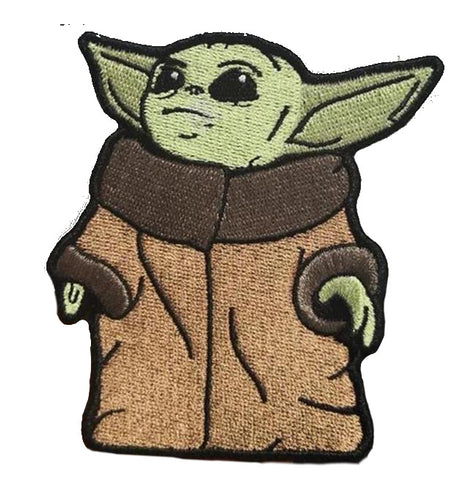 The Child - Baby Yoda V2 Morale Patch - Tactical Outfitters
