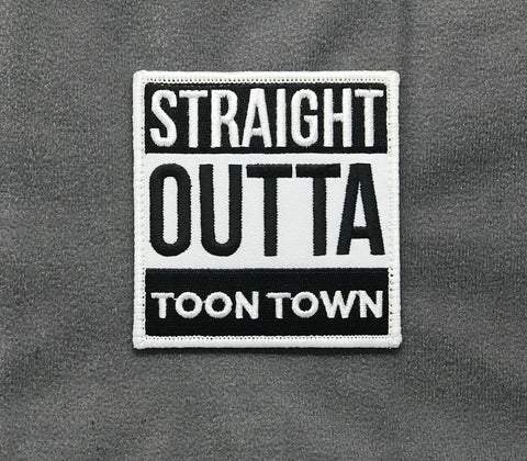 STRAIGHT OUTTA T TOWN MORALE PATCH - Tactical Outfitters