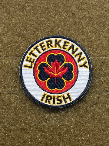 Letterkenny Irish Morale Patch - Tactical Outfitters