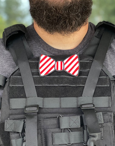 BOW TIE MORALE PATCH