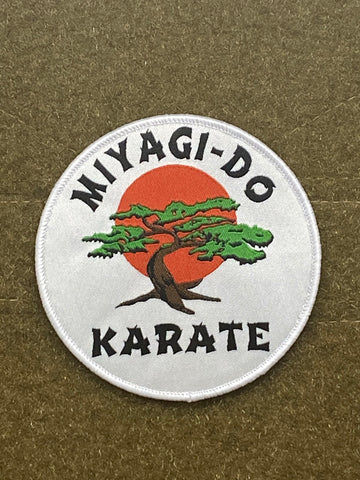 Miyagi Karate Morale Patch - Tactical Outfitters