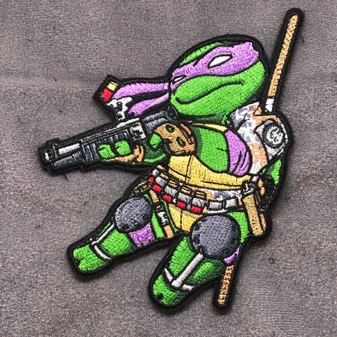 Donatello Morale Patch - Tactical Outfitters