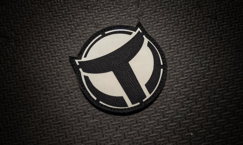 Tactical Outfitters Lasercut GITD Morale Patch - Tactical Outfitters