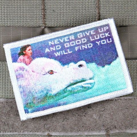 THE NEVERENDING STORY FALCOR MORALE PATCH - Tactical Outfitters
