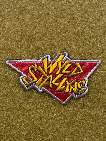 Wyld Stallyns Morale Patch