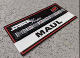 Maul Saber - PVC Morale Patch - Limited Edition - Tactical Outfitters