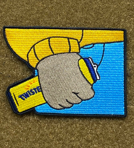 Twisted Arnold Morale Patch - Tactical Outfitters