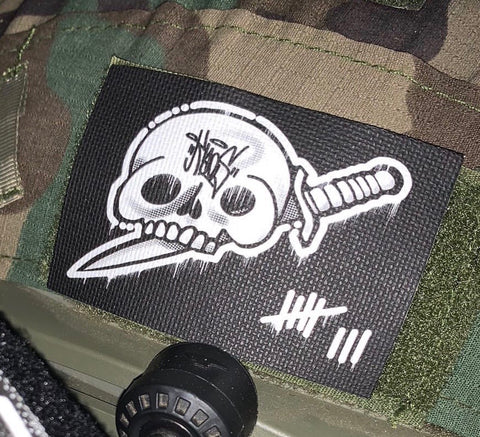 Initiation Morale Patch - Tactical Outfitters