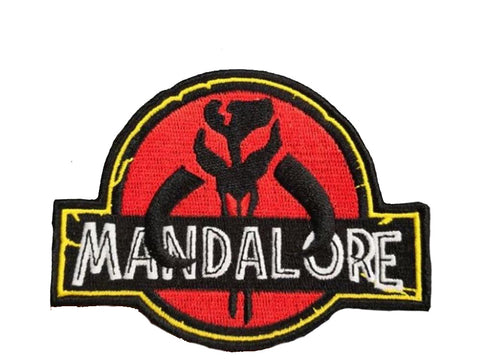 Mandalore Park Morale Patch - Tactical Outfitters