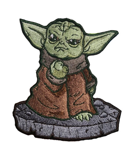 The Child - Baby Yoda V3 Morale Patch - Tactical Outfitters
