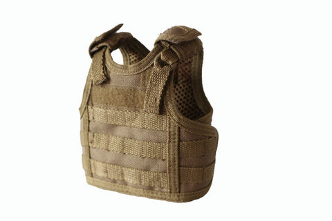 Tactical Mini Plate Carrier Drink Holder - Tactical Outfitters