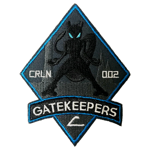 GATEKEEPERS MORALE PATCH - Tactical Outfitters