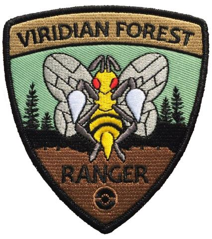 VIRIDIAN FOREST RANGER MORALE PATCH - Tactical Outfitters