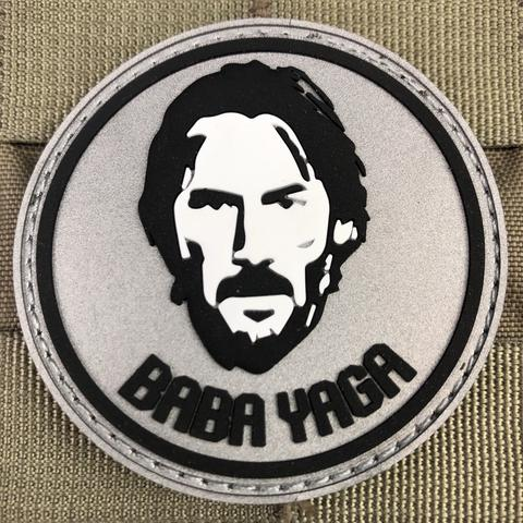 "JOHN WICK ""BABA YAGA"" MORALE PATCH - Tactical Outfitters"