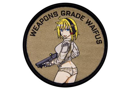 WGW REMI MORALE PATCH - Tactical Outfitters