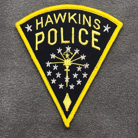 HAWKINS POLICE MORALE PATCH - Tactical Outfitters