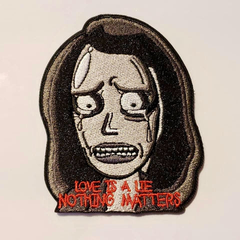 BETH MORALE PATCH