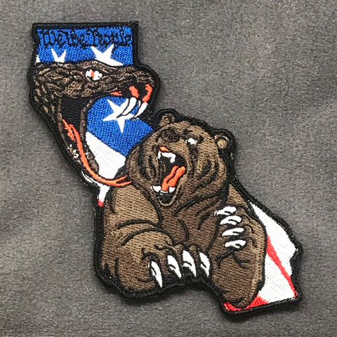 BEHIND ENEMY LINES MORALE PATCH - Tactical Outfitters