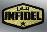 INFIDEL MORALE PATCH - Tactical Outfitters