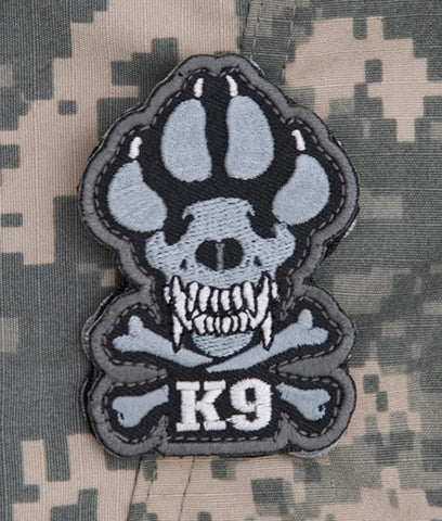 K9 Short Morale Patch - Tactical Outfitters