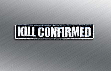KILL CONFIRMED MORALE PATCH - Tactical Outfitters