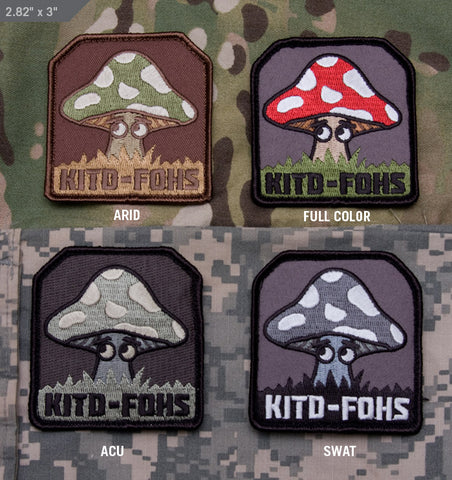 KITD-FOHS Morale Patch - Tactical Outfitters