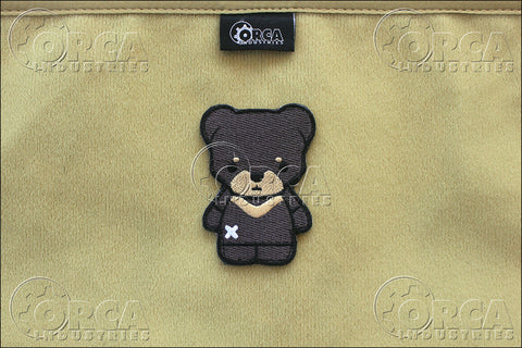 KUMA KORPS - JASPER THE MOON BEAR MORALE PATCH - Tactical Outfitters