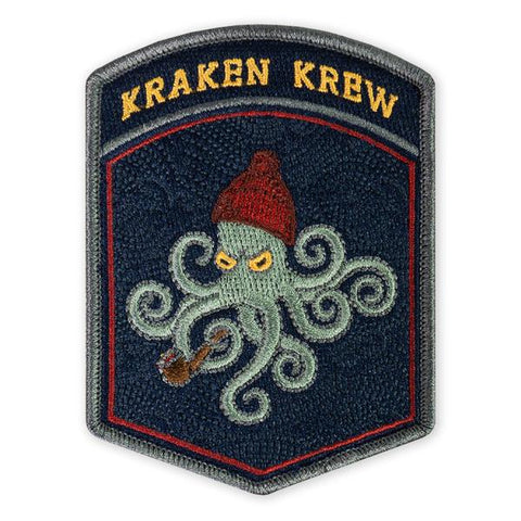 SPD Kraken Krew Flash V2 Morale Patch - Tactical Outfitters