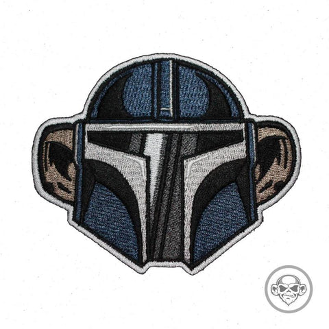 GRUMPY MANDALORIAN FIGHTER MORALE PATCH - Tactical Outfitters